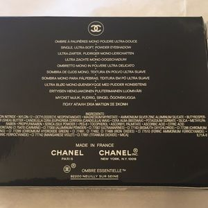 CHANEL Makeup - CHANEL OMBRÉ ESSENTIELLE Soft Touch Eyeshadow